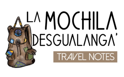 KNOW LA MOCHILA DESGUALANGA'. LIVING IN THE PACIFIC