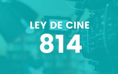 LEY 814 Y POR QUÉ TRABAJAR CON STUDIO AYMAC