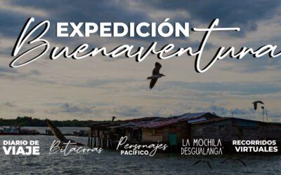 CONOCE LA EXPEDICIÓN BUENAVENTURA, EXPERIENCIA TRANSMEDIA DE  STUDIO AYMAC