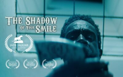 JADE'S JAGUAR ROARS AROUND THE SHADOW OF YOUR SMILE